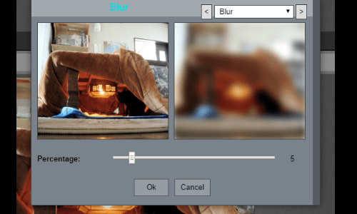 Blur Background Photo Editor Online Free without Downloading